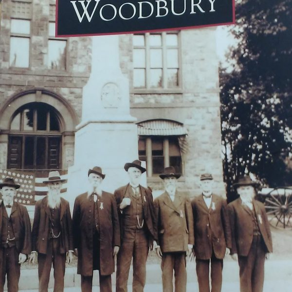 Woodbury Book Cover